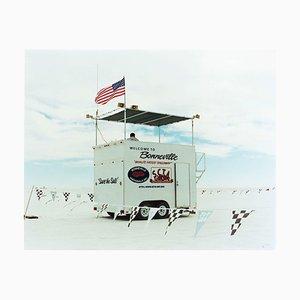 Save the Salt, Bonneville, Utah - Amerikanische Farbfotografie 2003