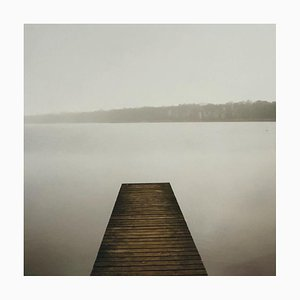 Photographie Barton Broad, Norfolk, English Landscape Color Photography 2009