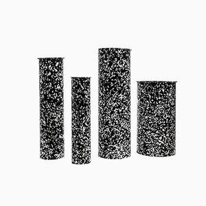 Vasen in Rohrform von Handmade Industrials, 2015, 4er Set
