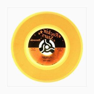 B Side Vinyl Kollektion, Rock 'n' Roll, Conceptuelle Pop Art Farbfotografie 2016