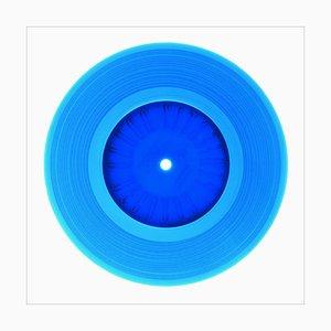 Colección de vinilo del lado B, impresa en los Estados Unidos - Fotografía de arte pop en color 2016