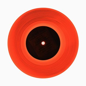 B Side Vinyl Kollektion, Idea Orange - Zeitgenössische Pop Art Color Photogrpahy 2016