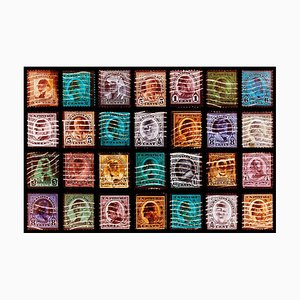 Stamp Collection, Stamped - Pop Art Color Photography 2016