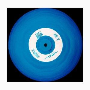 Vinyl Collection, Single Single, Pop Art Farbdruck, 2014