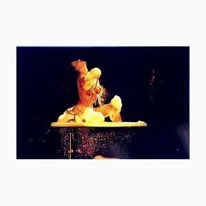 Burlesque Series, Boudoir I, Tease-O-Rama, Hollywood, Los Angeles - Farbfoto 2003