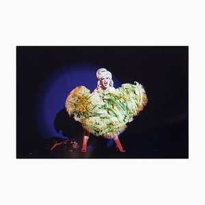 Burlesque Series, Martini Fächertanz XIV, Tease-O-Rama, Hollywood, Los Angeles 2003
