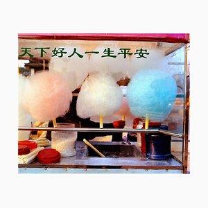 Candy Floss, Xuzhou, Jiangsu - Chinese Color Photography 2013