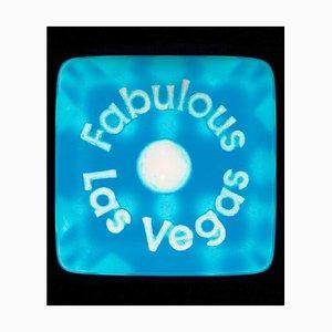 Dice Series, One Fabulous Las Vegas - Photographie Conceptuelle en Couleurs 2017