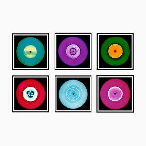 Vinyl Collection 6-teilige Installation - Pop Art Colour Photography 2017