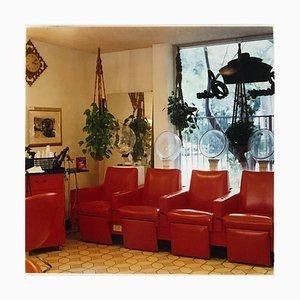 El Morocco Salon, Las Vegas - Photographie Intérieur Vintage en Couleur 2001