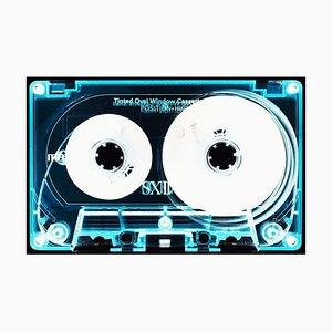 Tape Collection - Ovale getönte Fensterkassette - Conceptual Color Music Art 2017
