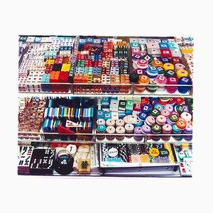 Händler, Kowloon, Hong Kong - Asian Pop Art Color Photography 2016