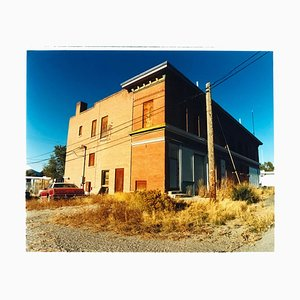 High Street ', Ely, Nevada - After the Gold Rush - Architecture Photo couleur 2003