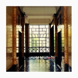 Foyer II, Mailand - Italian Architecture Colour Photography 2018