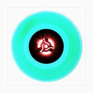 B Side Vinyl Kollektion, Eine Mint - Conceptuelle Pop Art Farbfotografie 2016