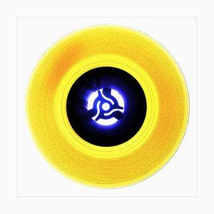 B Side Vinyl Collection, Kanariengelb - Conceptual Pop Art Colour Photography 2016