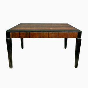 Art Deco Macassar Ebony Dining Table, 1820s