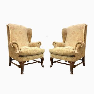 19th Century Armchairs, Set of 2