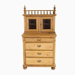 19th Century Softwood Children''s Storage