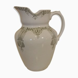 Antique Pitcher from Boch Frères