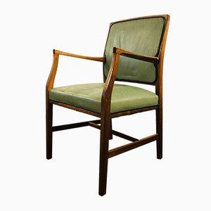Silla de escritorio de teca de T. Lupton & J. Morton para LM Furniture Ltd, años 60