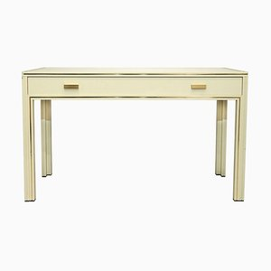 Mid-Century Hollywood Regency French Console Table by Pierre Vandel, 1970s