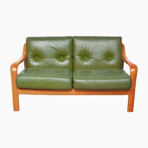 Deutsches 2-Sitzer Sofa von Walter Knoll, 1960er