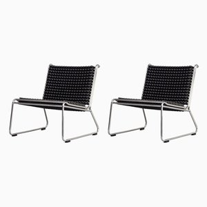 Lounge Chairs by Yos & Leonardo Theosabrata for Accupunto, 2000s, Set of 2