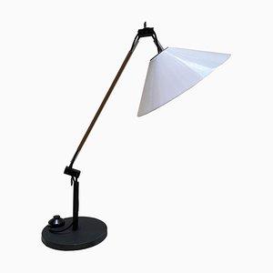 Lampada da tavolo regolabile di Enzo Mari per Artemis, Aggregate Italy, anni '70