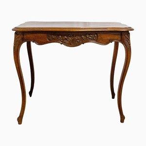 Französischer Mid-Century Rocaille Schreibtisch, Schreibtisch oder Beistelltisch