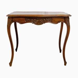 Mid-Century French Rocaille Style Writing Table, Desk or Side Table