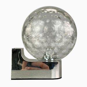 Space Age Globe Bulb Wall Lamp, 1960s