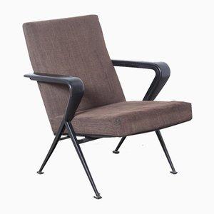 Repose Sessel in Braun von Friso Kramer für Ahrend de Cirkel