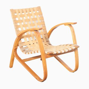 Lounge Chair by Jan Vanek, 1930s