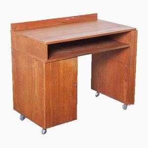 Teak Desk, Work Station or Sewing Table