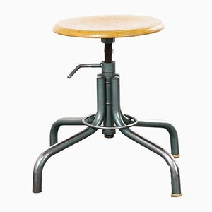 French Original Swivel Stool from Flambo, 1960s