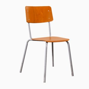 Mid-Century Stacking Dining Chair Pagholz from Berl & Cie, 1960s