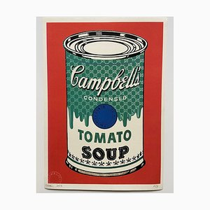 Death NYC, Tomato Soup, 2013, Silkscreen Print