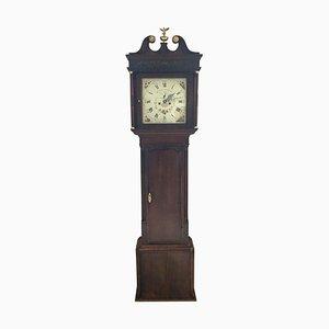 Antique George III Oak Longcase Clock from John Kent, Manchester