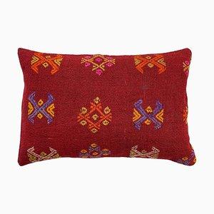 Vintage Turkish Anatolian Kilim Cushion Cover