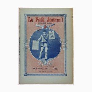 Verschiedene Künstler - Le Petit Journal - Originales Vintage Plakat - 1892