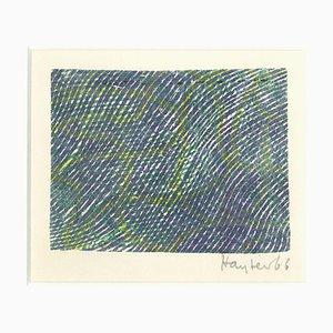 Stanley William Hayter - Composition - Original Lithograph by S.w. Hayter - 1966