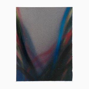 Claudio Olivieri - Sin título - Pintura acrílica original - 1988