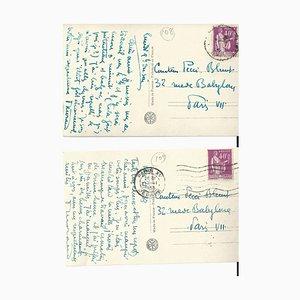 Paul Morand - Correspondence by Paul Morand - 1930s