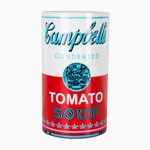 Campbell's Soup Cylindrical Vase by Andy Warhol for Rosenthal