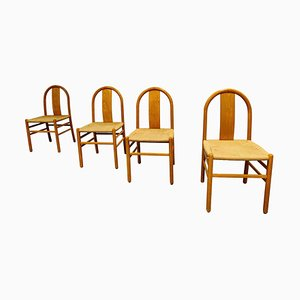 Mid-Century Scandinavian Dining Chairs, Set of 4, 1960s