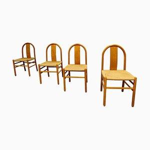Sedie da pranzo Mid-Century, Scandinavia, anni '60, set di 4