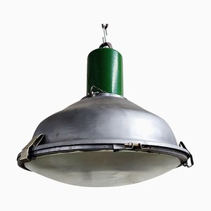 Vintage Industrial Pendant Light, 1960s