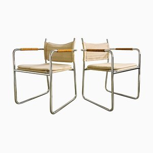 Armchairs Model Amiral by Karin Mobring for Ikea in Sweden, 1970s, Set of 2