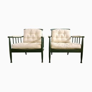 Lounge Chairs Skrindan by Kerstin Hörlin-Holmqvist, Sweden, 1967, Set of 2